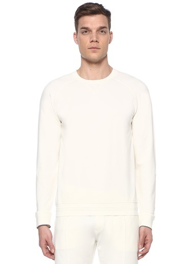 Beymen Collection Sweatshirt Ekru